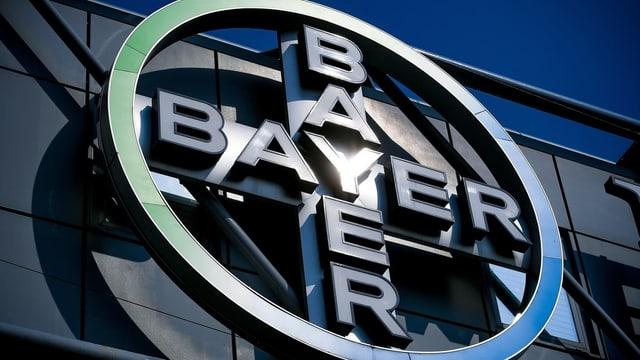 Logo Bayer.
