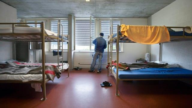 Video «Revision Asylgesetz» abspielen