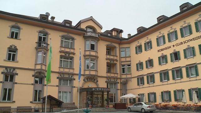 Hotel Schweizerhof.
