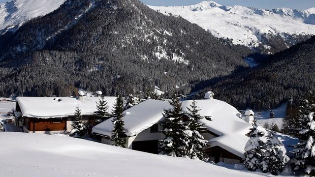 Ferienwohnungen im Schnee
