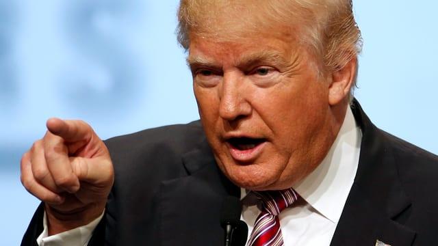 Video «Team Trump: Was kommt auf uns zu?» abspielen