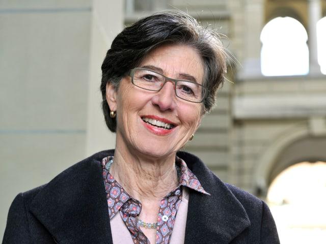 Kandidiert für den Ständerat - muss aber vor allem ihren Nationalratssitz verteidigen: Maja Ingold.