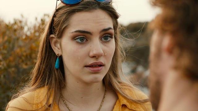 Zsofia Körös spielt in «Glaubenberg» die junge Lena, die sich in ihren Bruder verliebt.