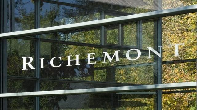 logo dal concern Richemont