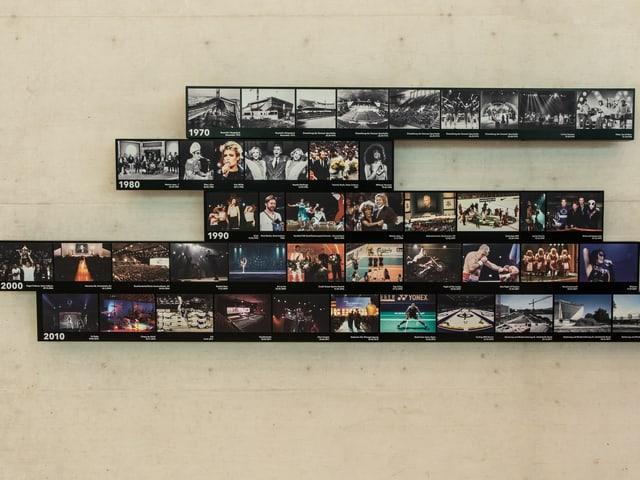 VFiele Fotos von vergangenen Veranstaltungen der letzten 40 Jahre.