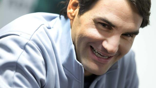 Roger Federer will in Rotterdam zum 3. Mal gewinnen