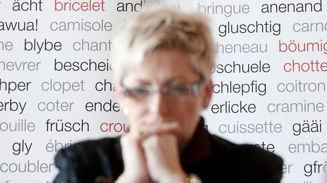 «Einseitiges Sparen schafft Disharmonie im Kanton», sagt Regierungsrätin beatrice Simon.