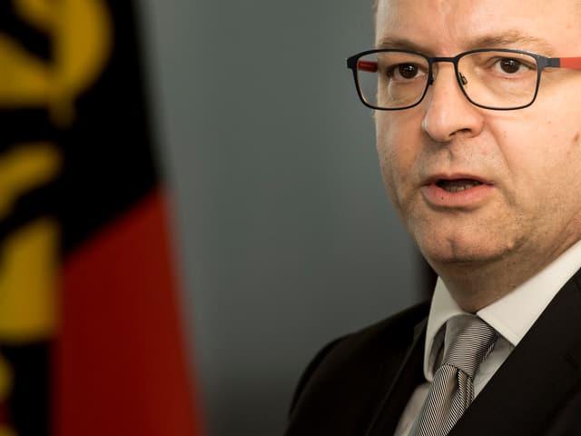 Der Genfer Generalstaatsanwalt Jornot.
