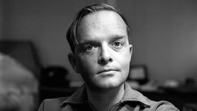 Porträt Truman Capote