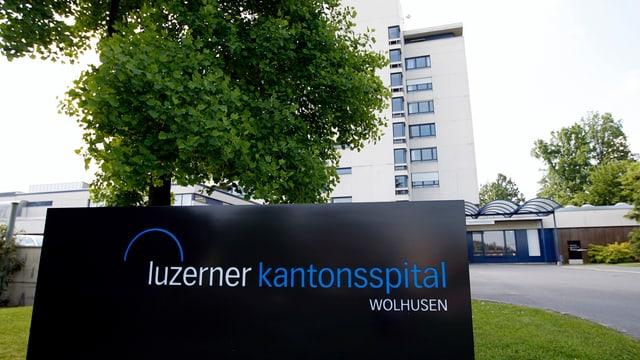 Bis 2022 soll der Neubau des Kantonsspitals Wolhusen bereit sein.