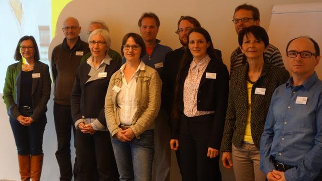 Die Nominierten der Grünen St. Gallen