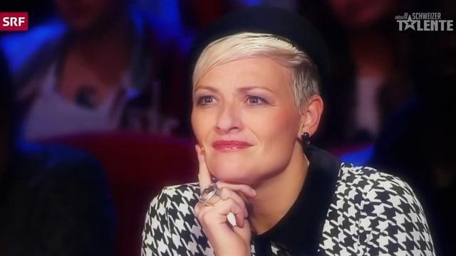 Susanne Kunz hat sich mit Ihrer Meinung bei den Castingshows bei «DGST» nie zurückgenommen.