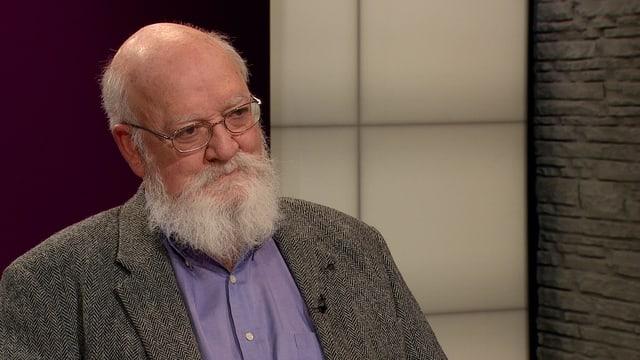 Video «Daniel Dennett - Geist, Gott und andere Illusionen» abspielen