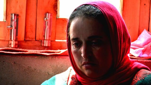 Die gesundheitlichen Probleme machen Hibas Mutter Marsala Jan zu schaffen.