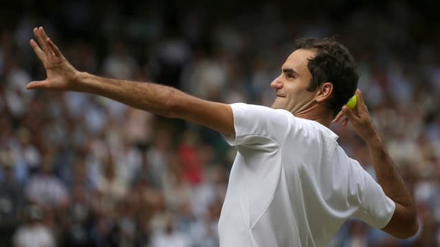 Roger Federer hat gute Chancen auf Platz 1.