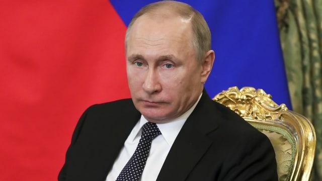Russlands Präsident Wladimir Putin scheint sich nicht sicher zu sein, ob al-Baghdadi tatsächlich tot ist.
