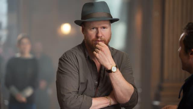 Porträt Joss Whedon