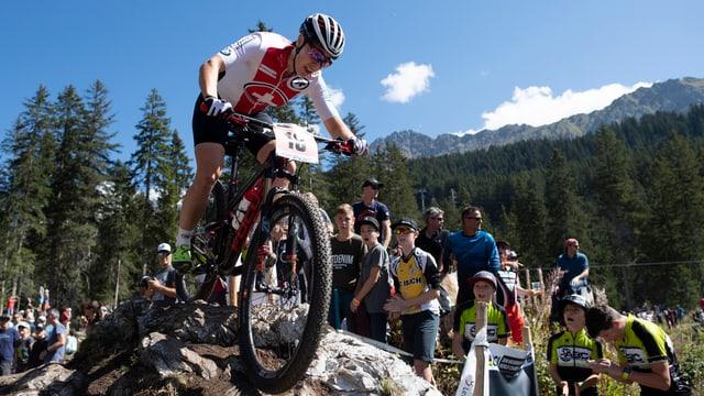 Mountainbikera.