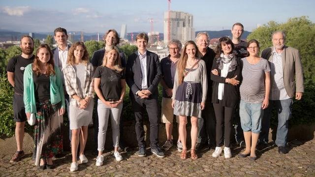 Das Team von Primenews