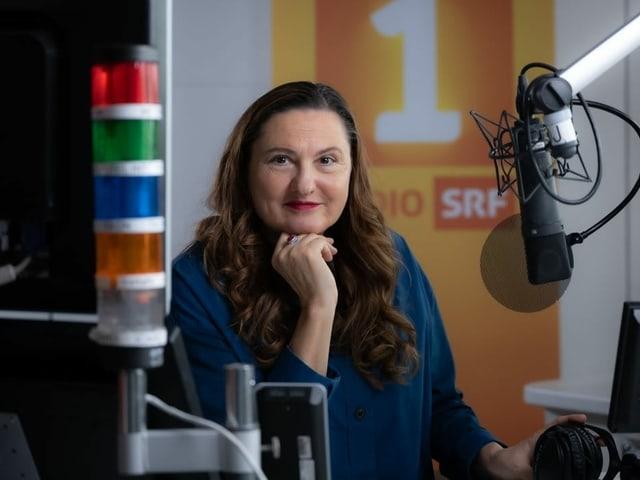 Heidi Ungerer, Programmleiterin Radio SRF 1