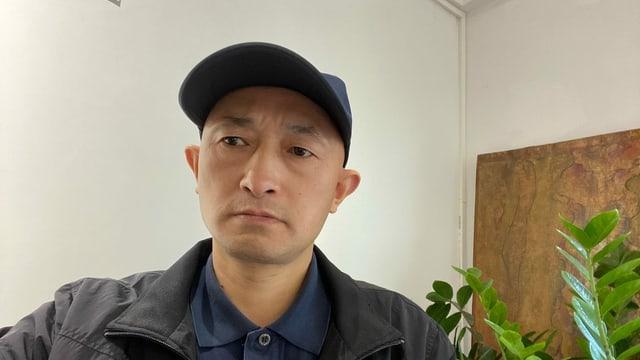 Zhang Hai hat in der Pandemie seinen Vater verloren.