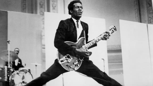 Schrieb mit «Johnny B. Goode» eines der berühmtesten «Johnny-Lieder». Der Rock'n'Roll-Pionier verstarb vergangenen März im Alter von 90 Jahren.