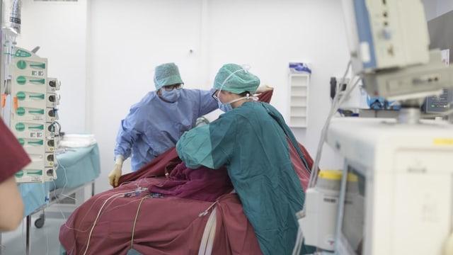 Deutscher Minister will seine Ärzte zurück