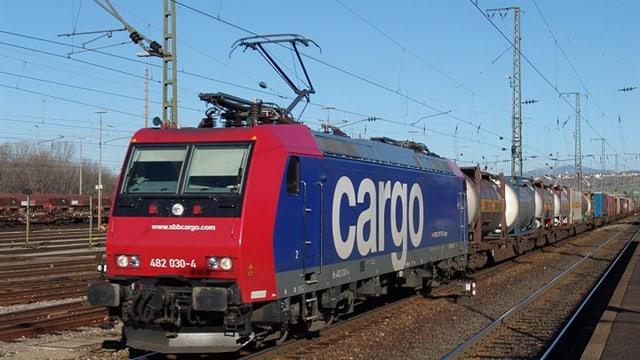 Tren dad SBB Cargo