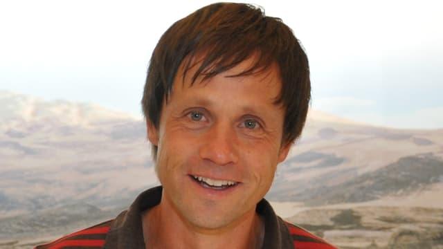 David Spinnler - il nov manader dal Parc da natira Biosfera Val Müstair.