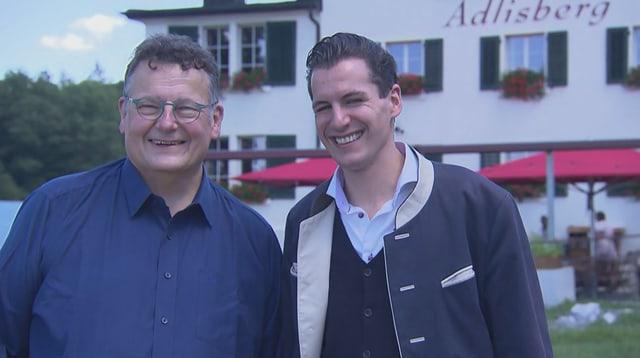 Video «Gewinner Spezial – Tag 1 – Restaurant Adlisberg, Zürich» abspielen