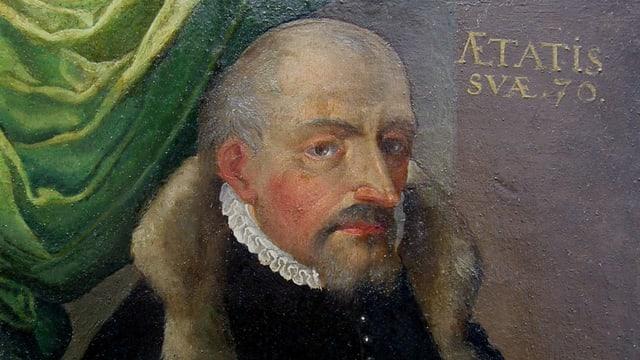 Ein Bild von Renward Cysat (1545-1614)