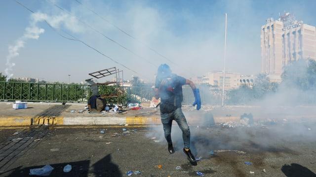 Bislang mehr als 250 Tote bei Demos