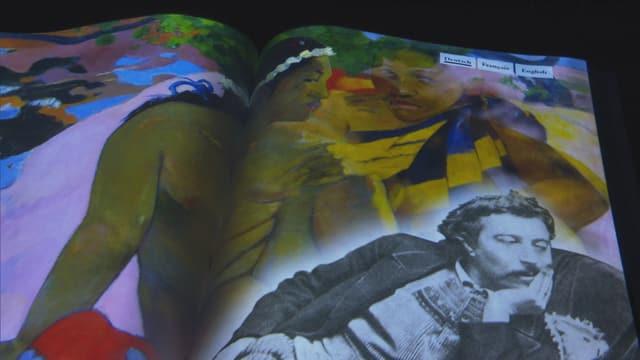 Video «Virtueller Gauguin, Kultur-Hotspots, Tierischer Einwanderer» abspielen