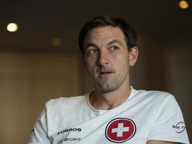 Thomas Peter, Sportdirektor von Swiss Cycling.