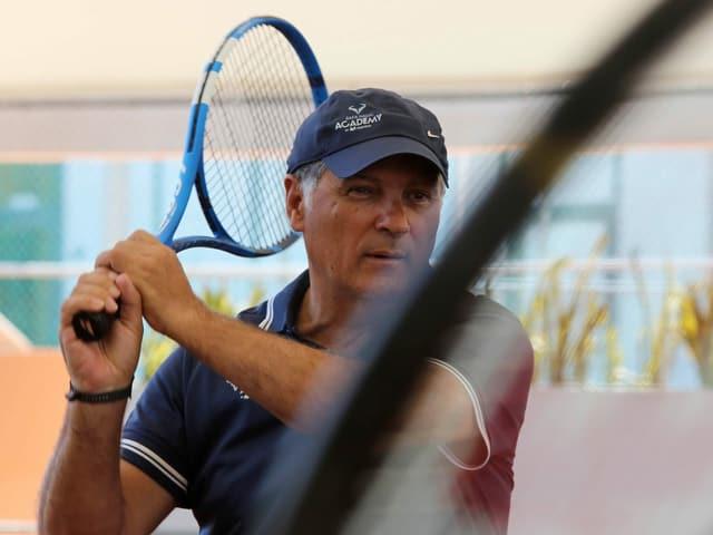 Toni Nadal.