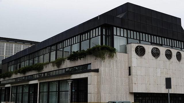 Der Panoramasaal des Zürcher Kongresshauses soll ersetzt werden. Auf dem Dach ist ein Restaurant geplant.