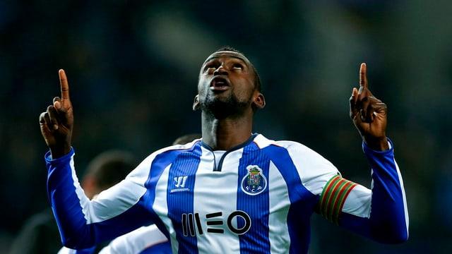 Il giugader dal FC Porto Jackson Martinez.