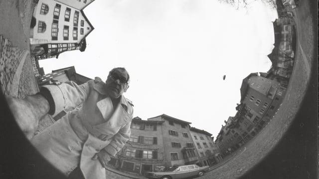 Heinigers 360°-Aufnahmen aus den 60er-Jahren