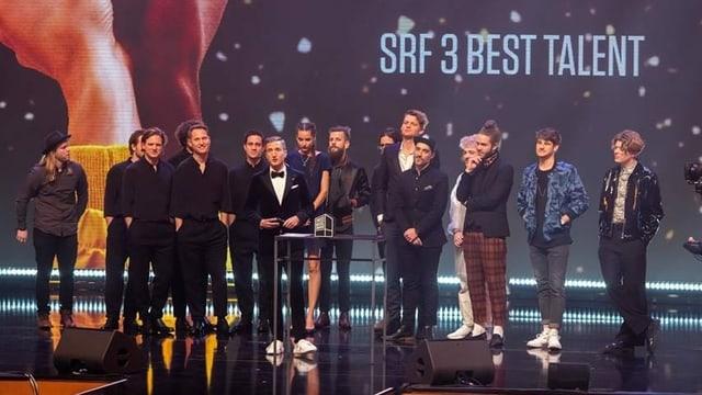 Das ist SRF 3 Best Talent