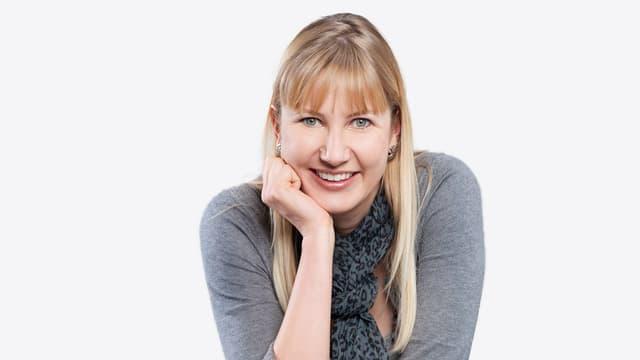 SRF-Westschweiz-Korrespondentin Barbara Colpi