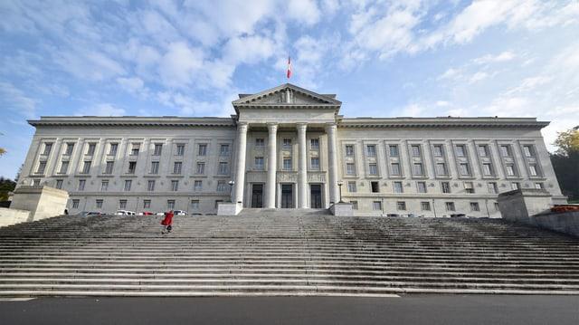 Tribunal federal svizze