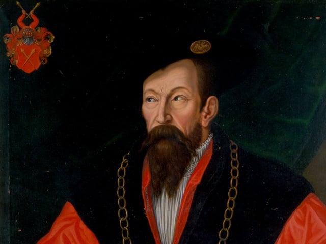 Altes Portraitbild