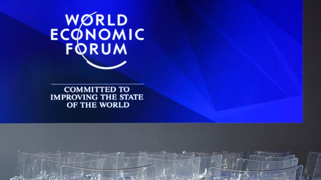 Maletg dal logo dal WEF.