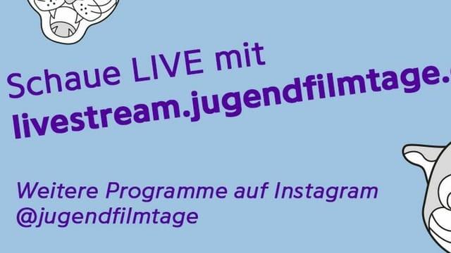 Schweizer Jugendfilmtage online