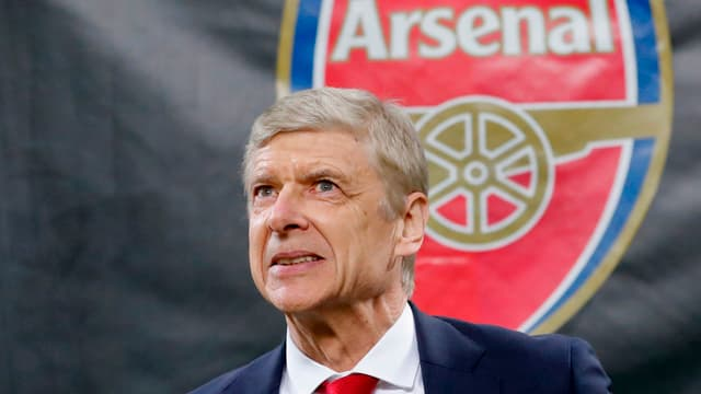 Arsène Wenger, il trenader dad Arsenal London