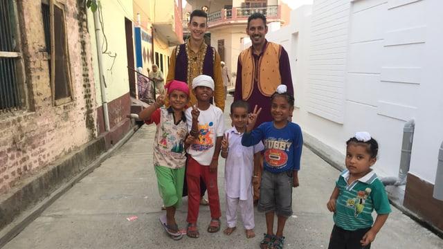 Video ««Meine fremde Heimat» – Indien» abspielen