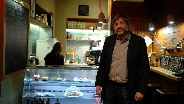 Gastronom Oleg Nikolaew.