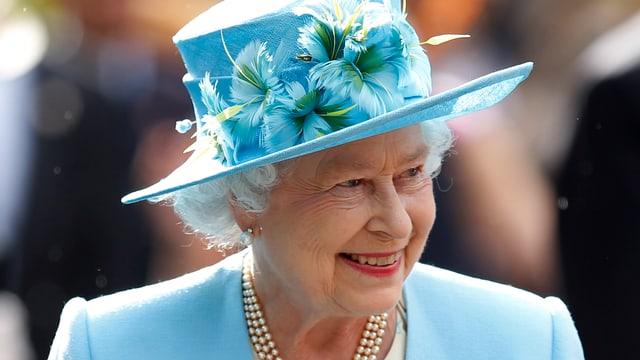 Queen am Lachen
