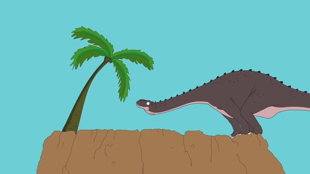 Video «Ralph und die Dinosaurier: Vulcanodon (22/26)» abspielen