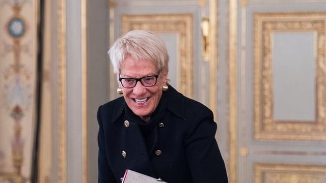 Carla Del Ponte.